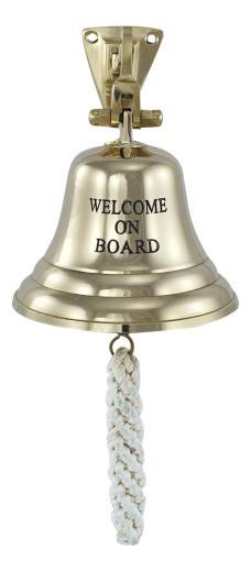 Glocke - WELCOME ON BOARD
