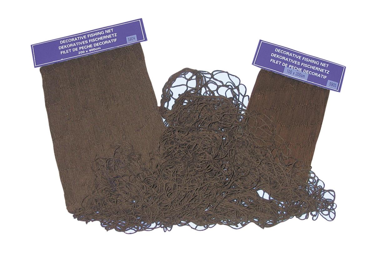 deko fischernetz sea4you maritime deko und. Black Bedroom Furniture Sets. Home Design Ideas