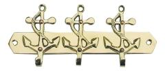 Schlüsselhaken mit 3 Ankern