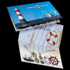 Gutschein Seefahrt