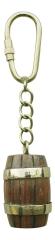 Fass-Schlüsselanhänger