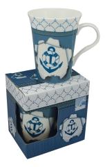 Tasse/Kaffeebecher - Anker