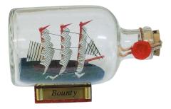 Flaschenschiff - Bounty