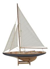 Segel-Yacht