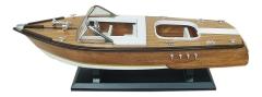 Italienisches Sportboot