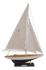 Segel-Yacht - ENTERPRISE