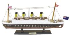 Schiffsmodell - Titanic