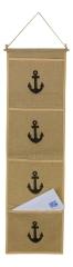 Taschen-Wandbehang