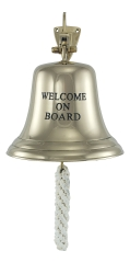 Glocke - WELCOME ON BOARD