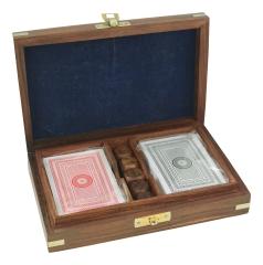 Karten-Würfel-Box