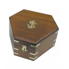 Holzbox für Sextant 8200S