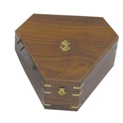 Holzbox für Sextant 8202S