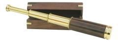 Teleskop mit Holzgriff