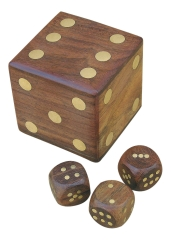 Würfel-Box