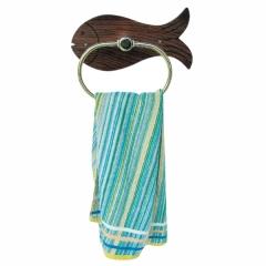 Handtuchhalter - Fisch