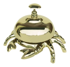 Tresenglocke -Krabbe