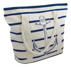 Shopping-Tasche mit Anker-Motiv